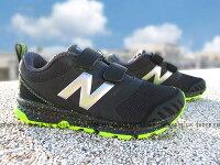 New Balance 美國慢跑鞋/跑步鞋推薦《下殺6折》Shoestw【KENTRBAY】NEW BALANCE 慢跑鞋 童鞋 運動鞋 中童鞋 黑螢綠