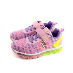 ELLE 休閒鞋 運動鞋 全氣墊 童鞋 粉紅色 大童 183021-750 no974