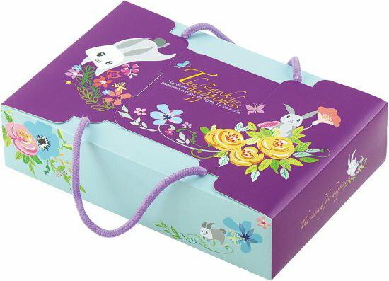 [零售量] 追尋幸福 / 2206盒 (附2條31CM紫色圓棉繩) / 50個