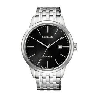 CITIZEN Eco-Drive 簡約時尚經典男腕錶/BM7301-57E