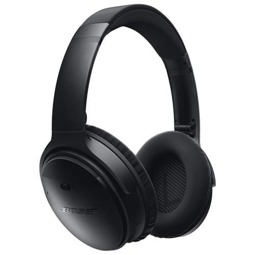 Bose QuietComfort 35 Wireless Headphones - Stereo - Black - Wireless - Bluetooth - Over-the-head - Binaural - Circumaural - Yes 0