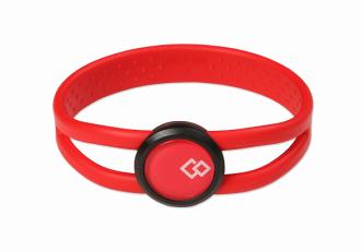 Colantotte直營網路專櫃 BOOST BRACELET 防水磁石手環 / 紅