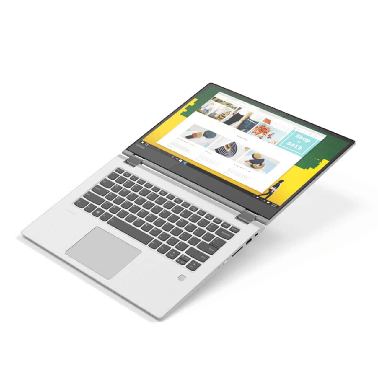 """Lenovo Flex 14, 14.0"""", i5-8250U, 8 GB RAM, 256GB SSD, Win 10 Home 64 3"""