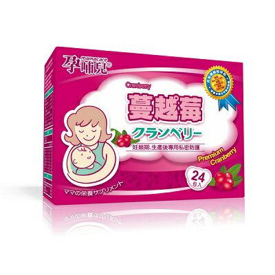 孕哺兒Ⓡ 清新蔓越莓(隨身包3g×24包)