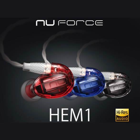 <br/><br/>  志達電子 HEM1 美國NuForce 單平衡電樞耳道式耳機 可換線 UMPRO10 W10 SE215 可參考<br/><br/>