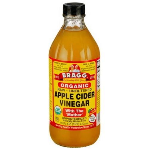 Bragg有機蘋果醋(16oz) 473ml/瓶
