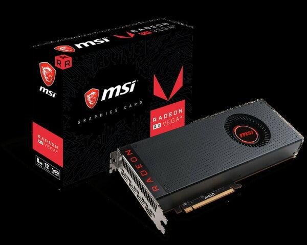 MSI微星RadeonRXVega56AIR8GDDR5