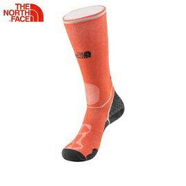 [THENORTHFACE]舒適透氣訓練長筒運動襪紅公司貨NF0A2XY74SE