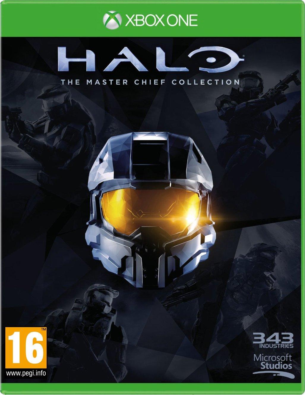 XBOX ONE 最後一戰:士官長合輯 4合一合輯  ~中文字幕語音合版~ Halo: T