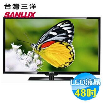 三洋 SANYO 48吋 LED 液晶顯示器 SMT-48MV6