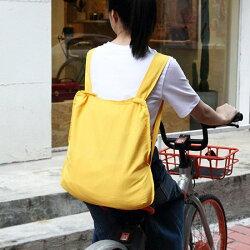 【極簡時尚】簡約防水雙肩包折疊多功能旅行休閒包