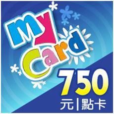 【童年往事】  My Card 750點 點數卡  線上發卡 Mycard卡#若消費者已付款,即不得申請取消訂單或退貨