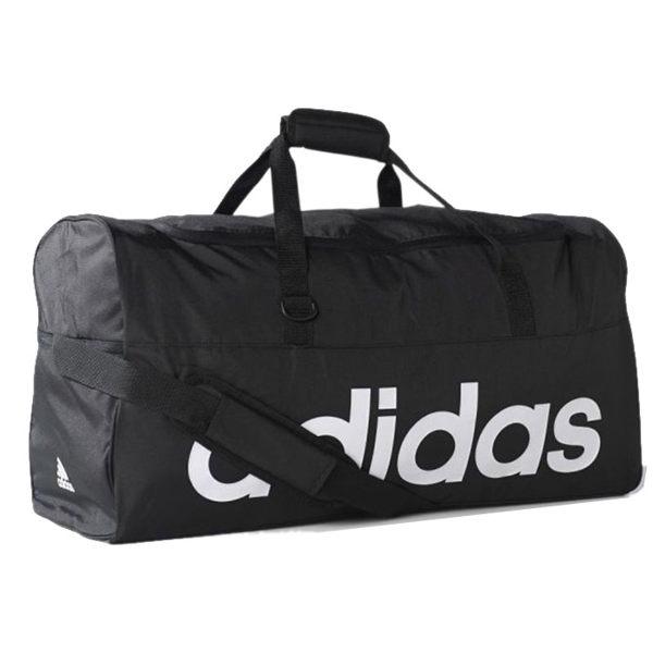 ADIDAS TRAINING (L) 背包 手提包 健身 旅行 黑 【運動世界】AJ9920