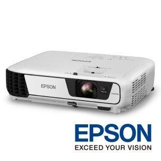 EPSON EB~X31 多媒體 商用 3200流明XGA 1024x768解析度 150