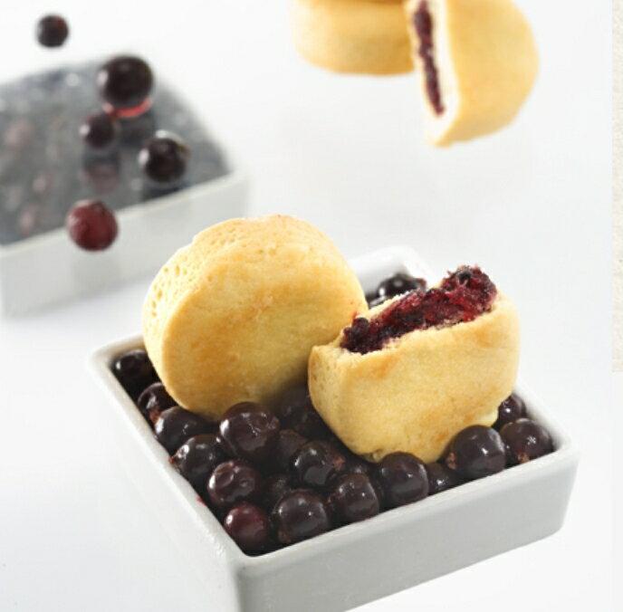 【烘焙客】無蔗糖水果塔-黑嘉麗/蔓越莓/葡萄柚/奇異果160g (奶蛋素)口味任選~無蔗糖餅乾