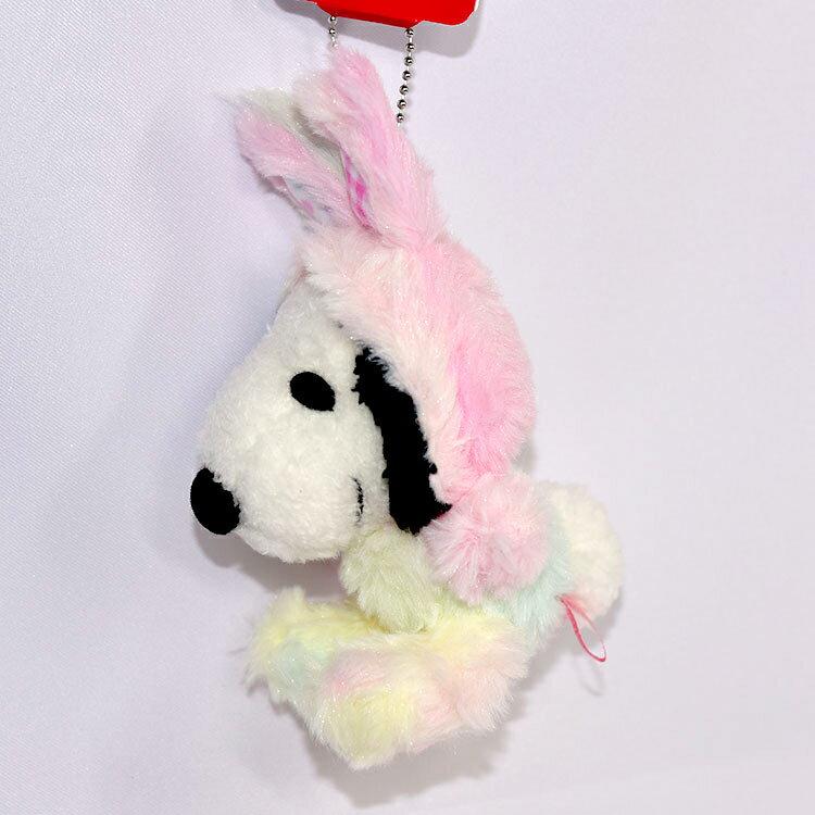 SNOOPY 史努比 彩色邦尼兔 吊飾 日本正版