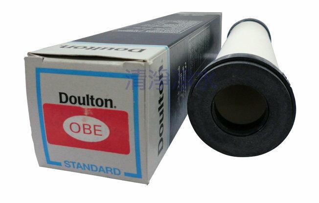 【大墩生活館】英國丹頓Doulton陶瓷濾心STANDARD標準級(平頭型)390元/支
