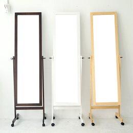鏡子 穿衣鏡 全身鏡 質感附輪 T台 完美主義
