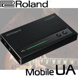 【非凡樂器】全新 Roland Mobile UA USB 錄音介面 / DAC / 耳擴 / 原廠公司貨保固一年