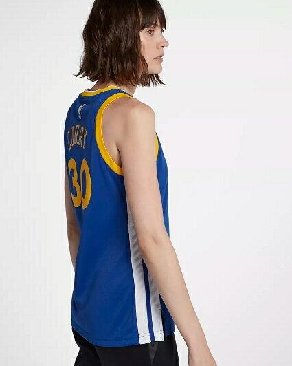 【毒】NIKE NBA Stephen Curry 女款球衣 勇士隊 867034-495 5