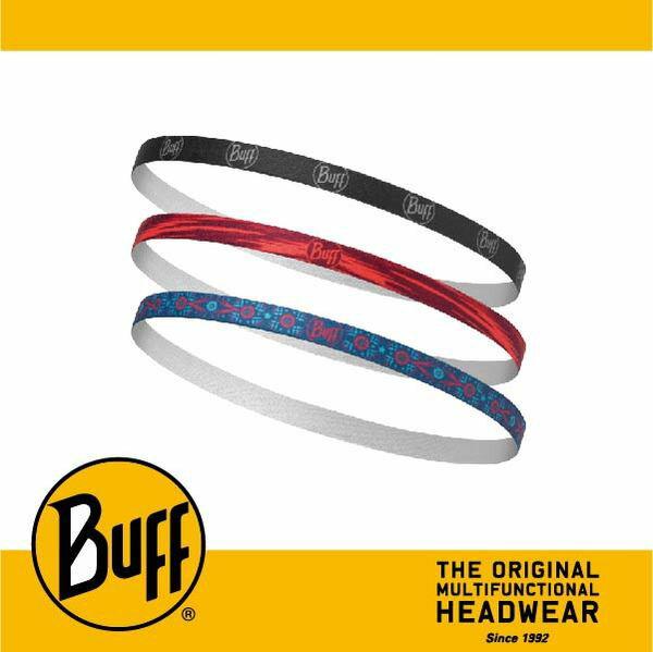 【【蘋果戶外】】BF115073西班牙魔術頭巾BUFF髮帶彈性快乾系列知性氣息