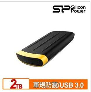 廣穎SiliconPowerMac專用A65M2TBUSB3.02.5吋行動硬碟