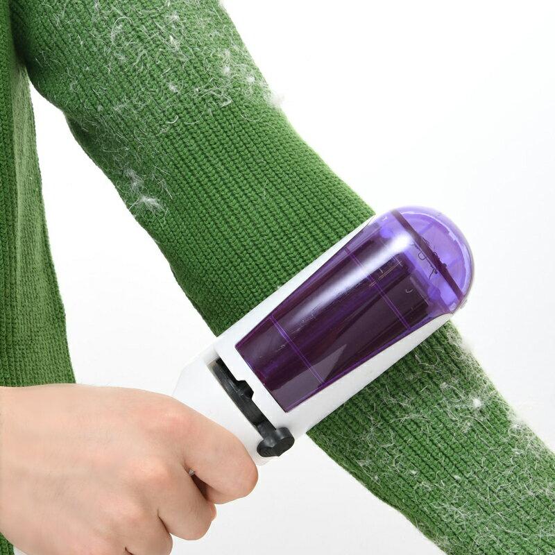 日本進口衣物粘毛器滾筒可撕式滾刷可水洗刷 雙十一