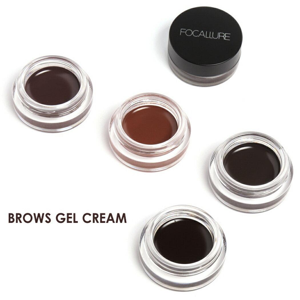 Makeup Waterproof Eyebrow Definition Cream Eye Brow Gel 2