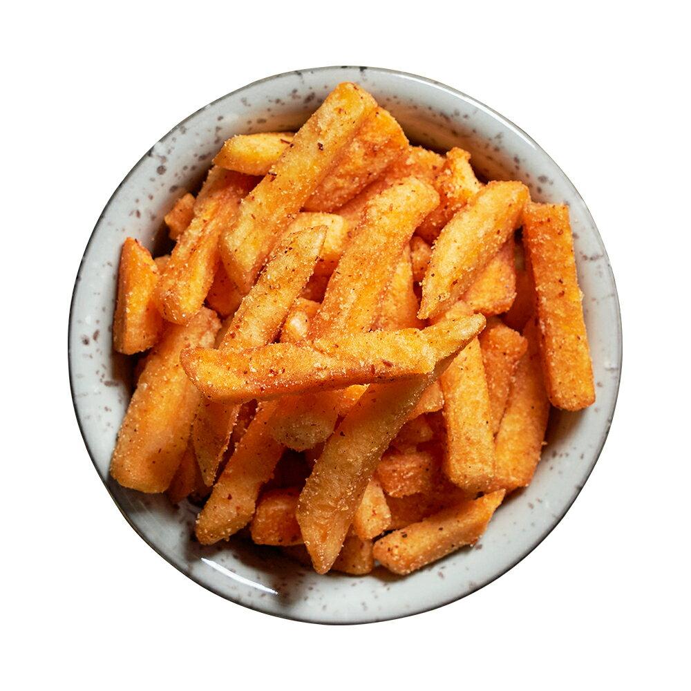 罐裝黃金脆薯條-香辣180公克【每日優果】
