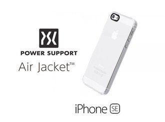 Power Support Air Jacket for iPhone SE/5s 共用 超薄 全包式 保護殼
