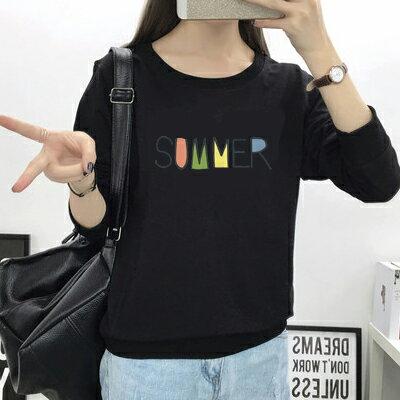 ◆快速出貨◆刷毛T恤 圓領刷毛 情侶T恤 暖暖刷毛 MIT台灣製.彩色SUMMER【YCS157】可單買.艾咪E舖 2