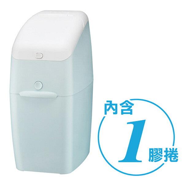 Aprica愛普力卡NIOI-POI強力除臭抗菌尿布處理器-迷迭藍【悅兒園婦幼生活館】