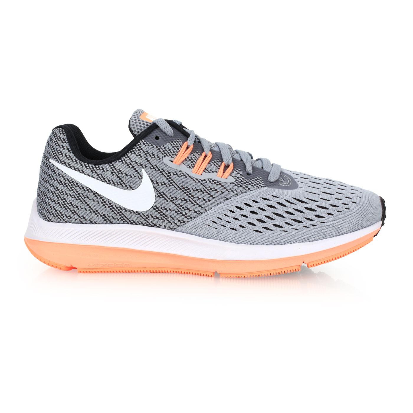 NIKE ZOOM WINFLO 4 女慢跑鞋 (免運 路跑 訓練【02016589】≡排汗專家≡