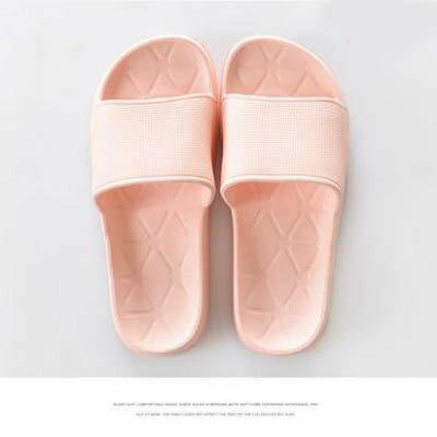 【甜甜圈浴室拖鞋-多規可選-1款組】居家室內塑膠防滑洗澡涼拖鞋簡約舒適色彩-7101005