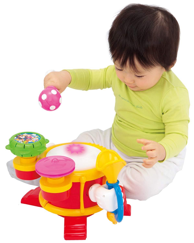日本TAKARA TOMY / 幼兒統感音樂玩具 / MTAA-C07-S301。1色。(3980*2.4)-日本必買 日本樂天代購 4