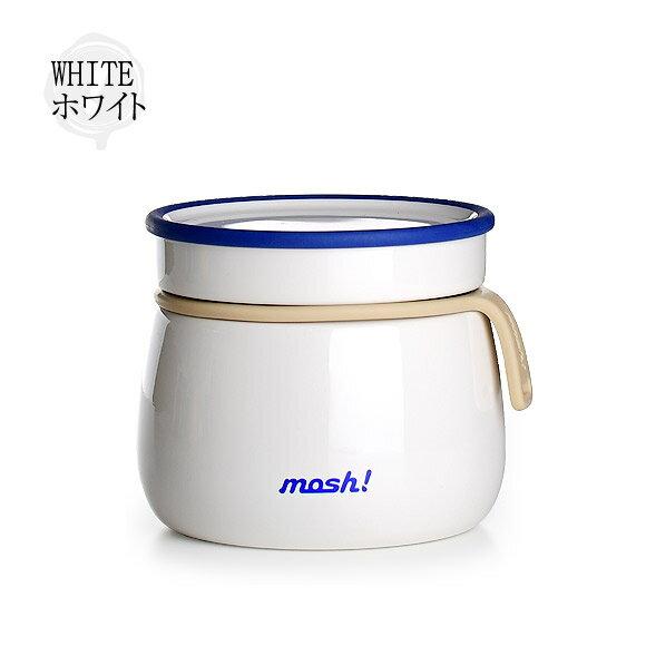日本mosh!  /  可愛牛奶瓶造型不鏽鋼保溫罐  湯罐 350ml  /  dos-m3012  /  日本必買 日本樂天直送(3290) 7