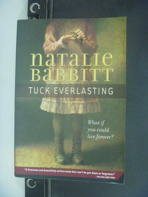 ~書寶 書T8/原文小說_GBH~Tuck Everlasting_Natalie Bab