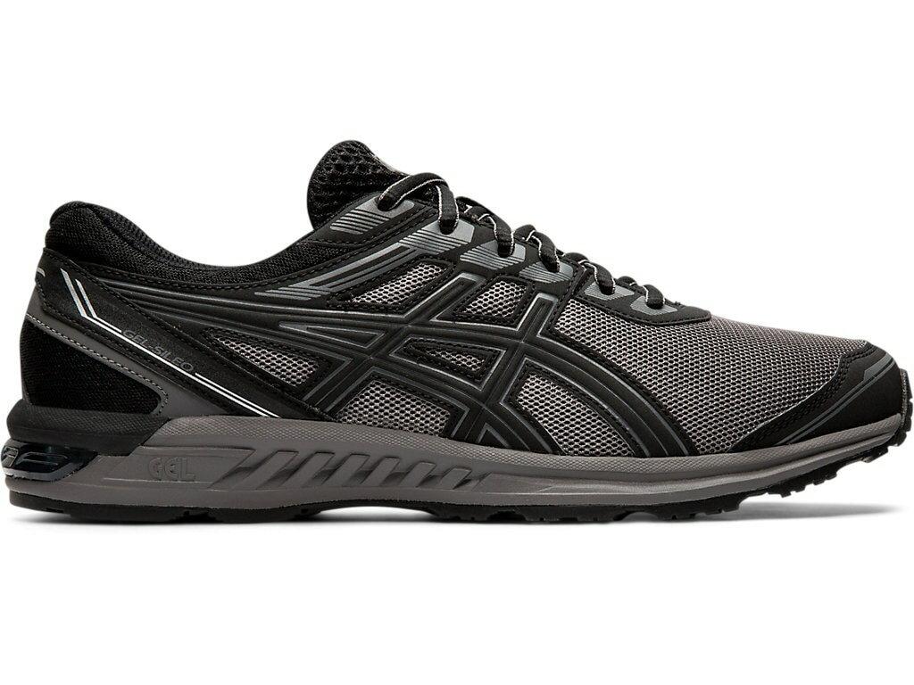 Asics Running Gel Sileo Sneakers in black