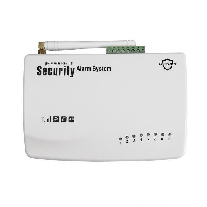 GSM alarm, wireless alarm, infrared alarm 433MHz 0