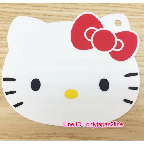 【真愛日本】16110900008造型矽膠隔熱墊-大頭紅 三麗鷗 Hello Kitty 凱蒂貓 鍋墊 杯墊 墊子 防滑 正品