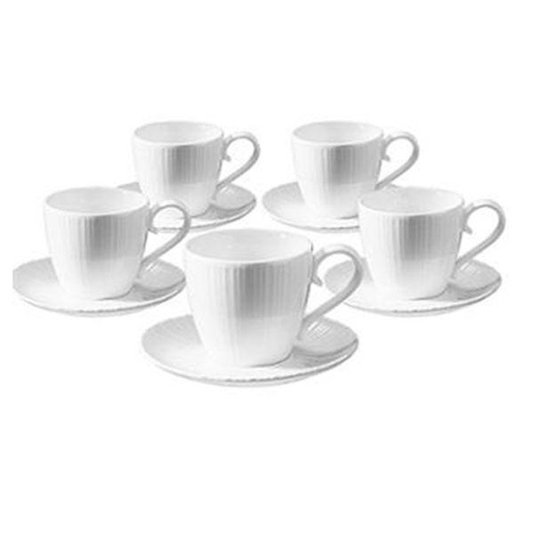 『Tiamo』☆經典五杯五盤咖啡杯組 SP-1611  ★杰米家電☆