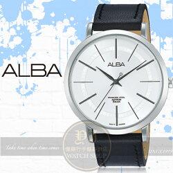ALBA 雅柏超人氣對錶系列紳士簡約時尚腕錶VJ21-X118Z/AH8479X1公司貨