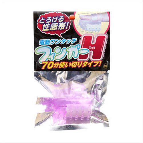 跳蛋情趣跳蛋-日本NPG*電動手指刷套-情趣用品