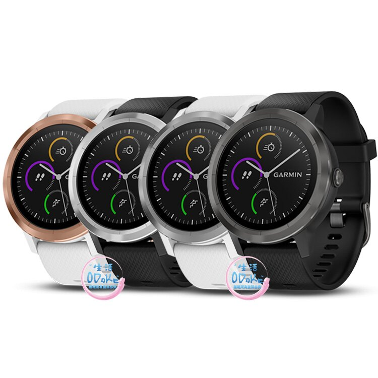 (領券現折100!) Garmin vívoactive® 3 GPS智慧腕錶 行動支付及腕式心律 運動手錶 vivoactive 3【生活ODOKE】