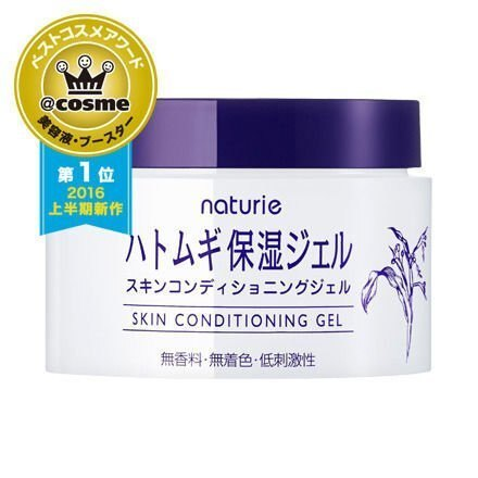Imju Naturie 薏仁保濕凝膠 180g 薏仁 保濕凝膠 美容液 精華◐香水綁馬尾◐