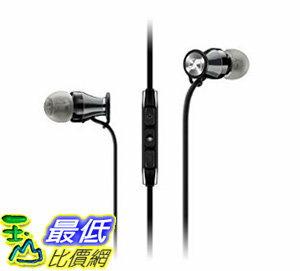 [106 美國直購] Sennheiser B013WQIO6K 黑色 入耳式耳機 Momentum In-Ear (Apple iOS version)