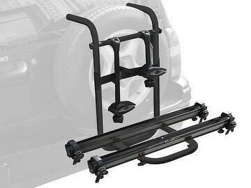 【RV運動家族】BC-8402 後背胎滑槽式攜車架(附鎖)