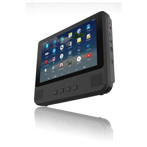 """Digiland 9"""" 16GB Google Android Tablet and DVD Player Combo WiFi with Earphones - Black 0cae412d8d1a7835c474089aa0c7638c"""