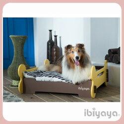 IBIYAYA依比呀呀寵物傢俱FF1206骨頭床L號