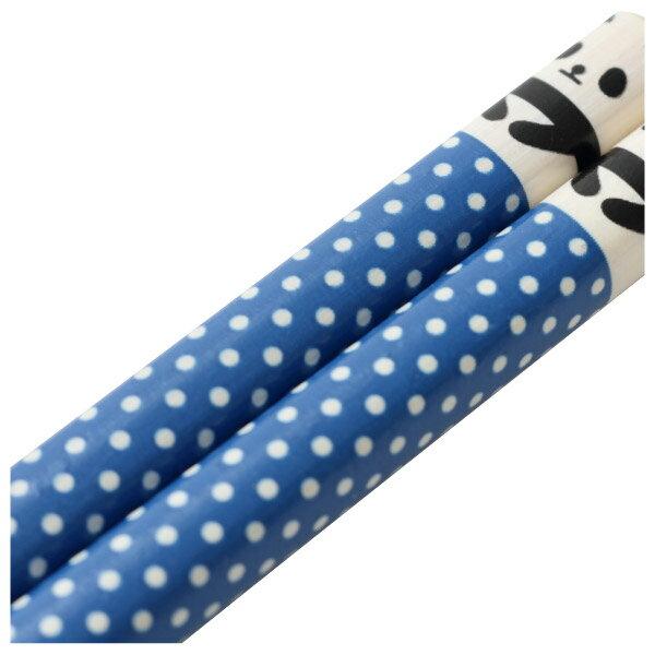 兒童用筷 熊貓 藍 17CM NITORI宜得利家居 4